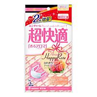 超快適マスク 香るアロマ ローズ 小さめサイズ 5枚 ×60個【イージャパンモール】