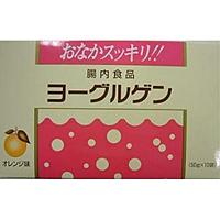 ケンビ ヨーグルゲン オレンジ味 (50g×3包入) ×60個【イージャパンモール】