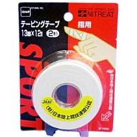 ニトムズ テーピングテープ 指用13 (2巻入) ×100個【イージャパンモール】