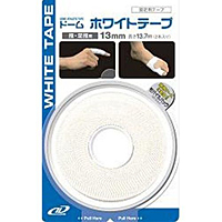 ドーム ホワイトテープ 13mm指・足指用 ×144個【イージャパンモール】