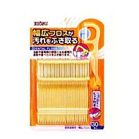 エビス 幅広フロス (30本入) ×160個【イージャパンモール】