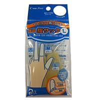 鈴木ラテックス CARE FAST 保護指サック Lサイズ (2本入) ×600個【イージャパンモール】