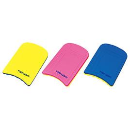 【キャッシュレス5%還元】スイミングボード12枚組 ピンク/黄【返品・交換・キャンセル不可】【イージャパンモール】