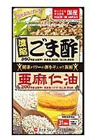 ミナミヘルシーフーズ 濃縮ごま酢と亜麻仁油 ×48個【イージャパンモール】