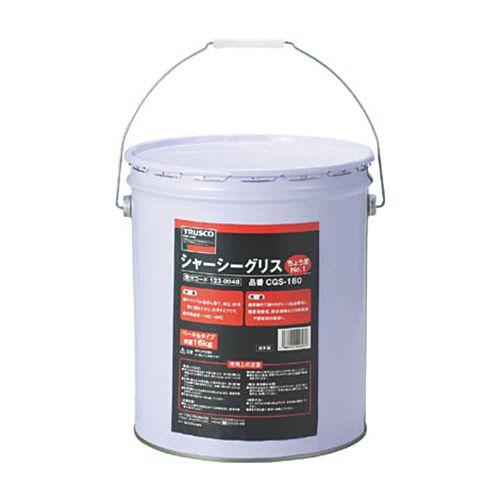 TRUSCO シャーシーグリース 16kg 缶入 1缶