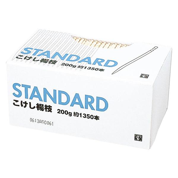 こけし楊枝 200G J-091 (75箱)【イージャパンモール】