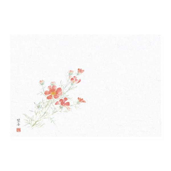 テーブルマット 17コスモス 100 (1000枚)【イージャパンモール】