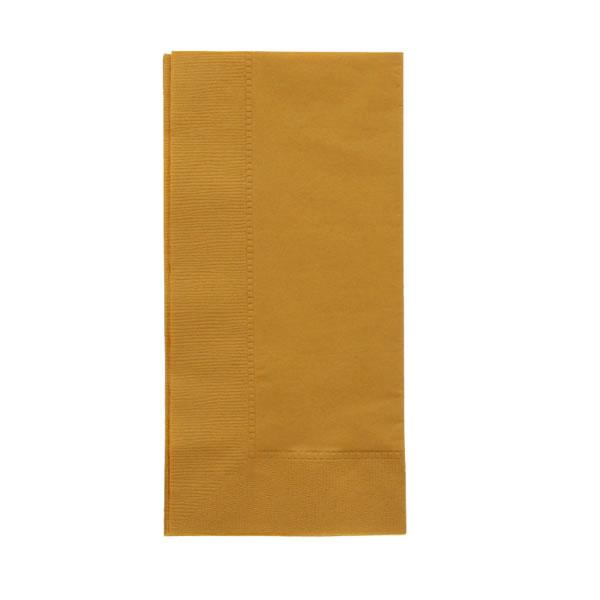【キャッシュレス5%還元】45cm 2plyナフキン オレンジ (2000枚)【イージャパンモール】