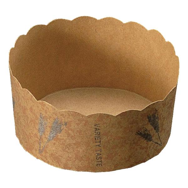 【キャッシュレス5%還元】M521 ベーキングカップ小麦 (2400枚)【イージャパンモール】