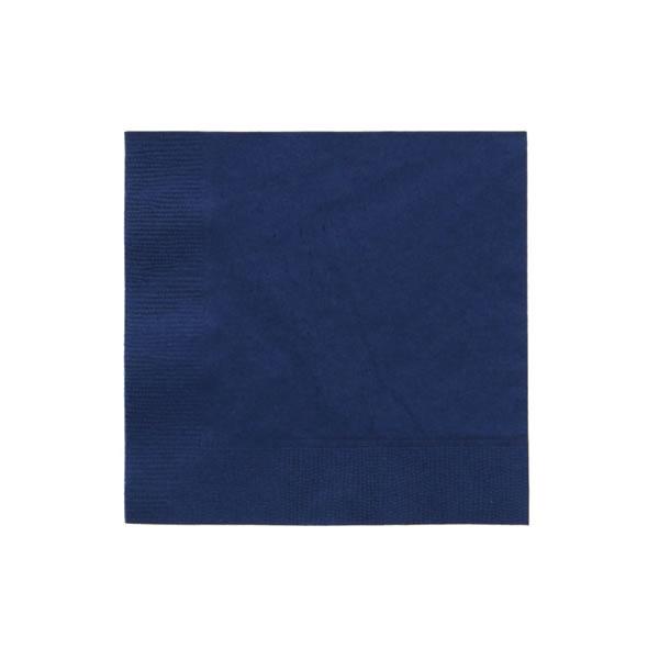 25cm 2plyナプキン フレンチブルー (3000枚)【イージャパンモール】
