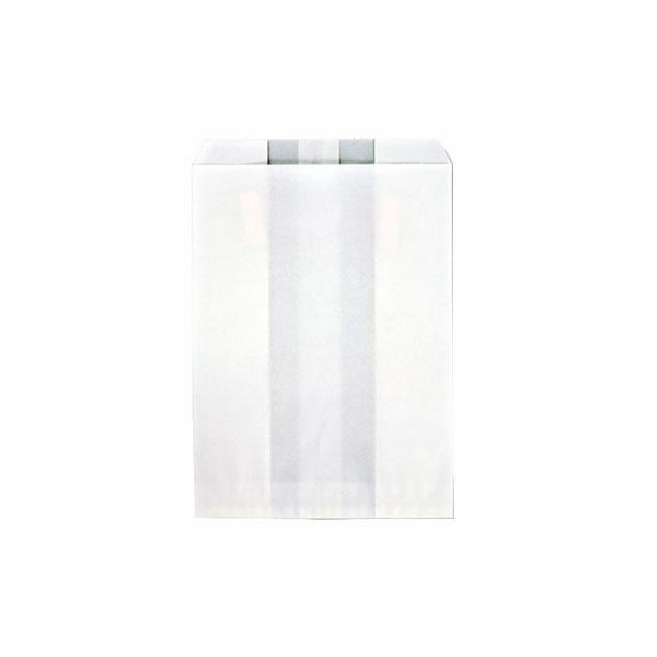 耐油ガゼットパック無地小 (4000枚)【イージャパンモール】