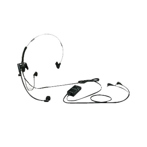 【キャッシュレス5%還元】アイコム VOX機能付ヘッドセット 1個