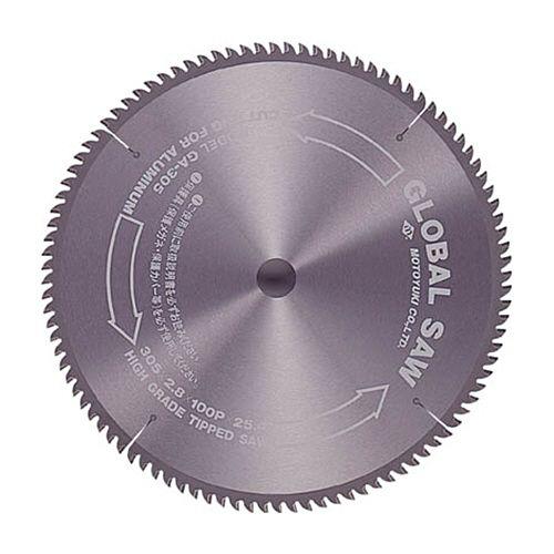 【キャッシュレス5%還元】モトユキ アルミ専用グローバルソー 180×2.0×20.0mm 刃数54P 1枚