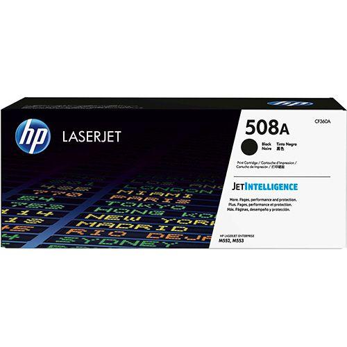 【キャッシュレス5%還元】HP 508A トナーカートリッジ 黒 CF360A 1個