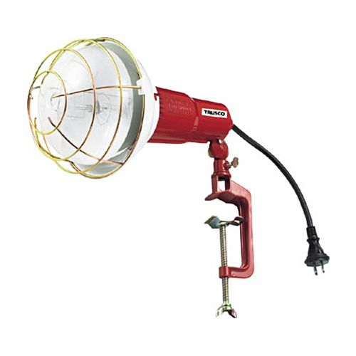 【キャッシュレス5%還元】TRUSCO 水銀灯投光器 160W 0.3m 1台