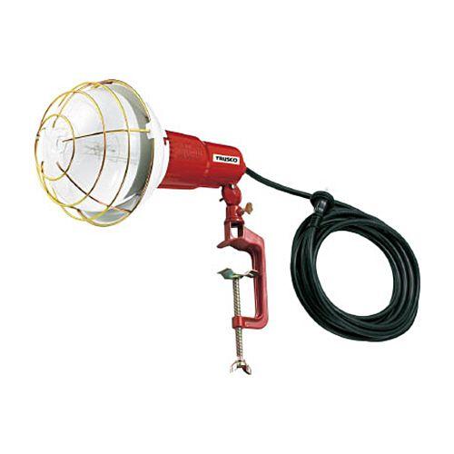 【キャッシュレス5%還元】TRUSCO 水銀灯投光器 500W 5m 1台