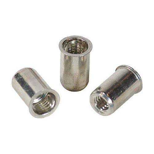 ロブテックス エビナット(アルミニウム)箱入 適正カシメ板厚0.5?2.0mm 1箱(1000本)