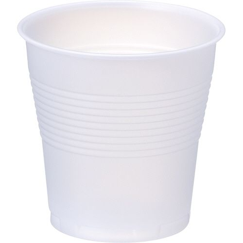 【キャッシュレス5%還元】サンナップ プラストカップ 165ml(5オンス) 1セット(3000個:100個×30パック)