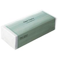 ペーパータオル ハードタイプ(エコノミー) 200枚/パック 1セット(200パック:40パック×5ケース)