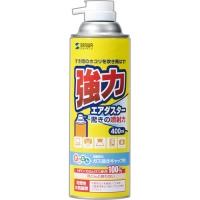 サンワサプライ エアダスター 400ml 1セット(24本)