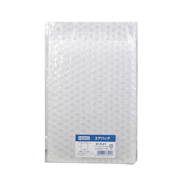 【キャッシュレス5%還元】エアバッグ B15-21(10P) (40袋)【イージャパンモール】