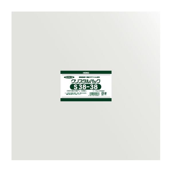 OPPクリスタルパック S38-38 (1000枚)【イージャパンモール】