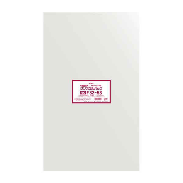 OPPクリスタルP POD F32-53 (1000枚)【イージャパンモール】