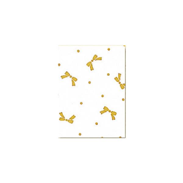 ガラフクロ 36 ニュ-リボン キン (4000枚)【イージャパンモール】