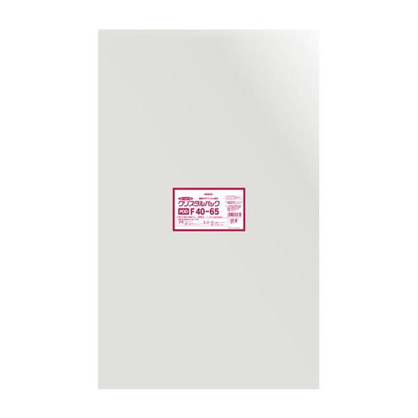 【キャッシュレス5%還元】OPPクリスタルP POD F40-65 (500枚)【イージャパンモール】
