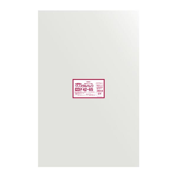 OPPクリスタルP POD F42-65 (500枚)【イージャパンモール】