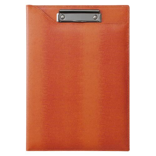 ★まとめ買い★レイメイフジイ クリップファイル A4 オレンジ ZVF290D ×5個【返品・交換・キャンセル不可】【イージャパンモール】