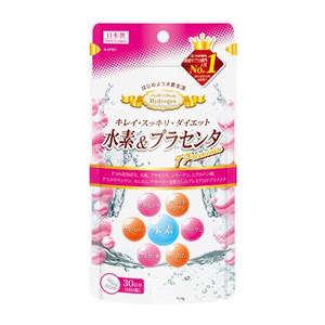 ユーワ 水素&プラセンタ 7プレミアム 60粒 ×30個【イージャパンモール】