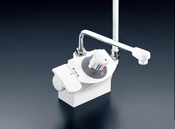 KVK KF821 デッキサーモシャワー シャワー右【イージャパンモール】