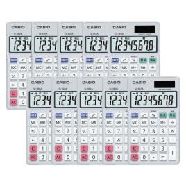 カシオ計算機(株) 8桁電卓SL‐300A(10個入)【返品・交換・キャンセル不可】【イージャパンモール】
