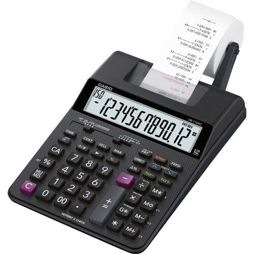カシオ プリンター電卓 12桁 1台