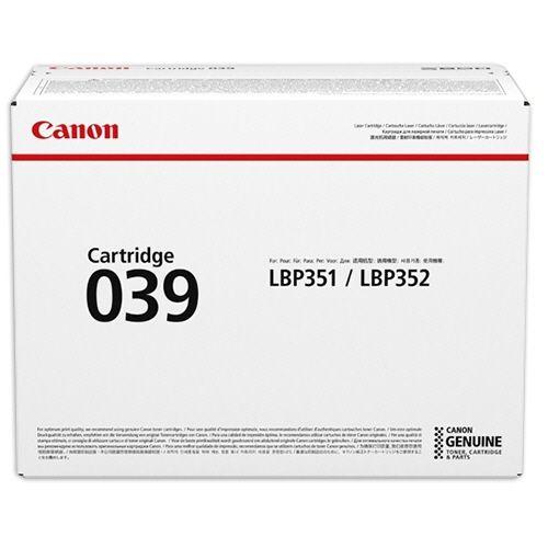 CANON トナーカートリッジ039 CRG?039 1個