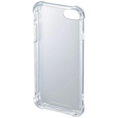 サンワサプライ iPhone7用 耐衝撃ケース 人気ブランド クリア 1個 毎日がバーゲンセール