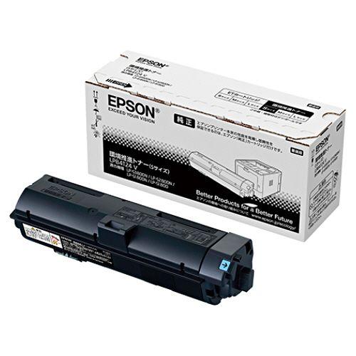 【送料無料】【法人(会社・企業)様限定】EPSON 環境推進トナー Sサイズ LPB4T24V 1個