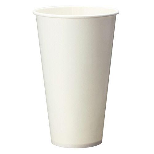 【キャッシュレス5%還元】【送料無料】【法人(会社・企業)様限定】両面ラミネート加工ペーパーカップ 420ml(14オンス) 1セット(1400個:50個×28パック)
