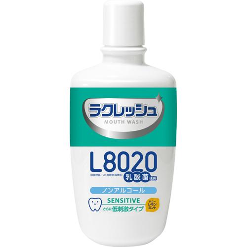 ジェクス(株) ラクレッシュ L8020 乳酸菌使用 マウスウォッシュ 低刺激タイプ 300ml ×24個【イージャパンモール】