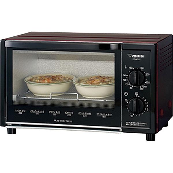 【送料無料】象印 オーブントースター ET-WG22-RA【代引不可】【ギフト館】