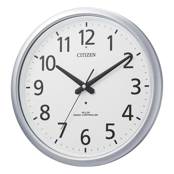 【送料無料】シチズン 電波掛時計  8MY493-019【代引不可】【ギフト館】