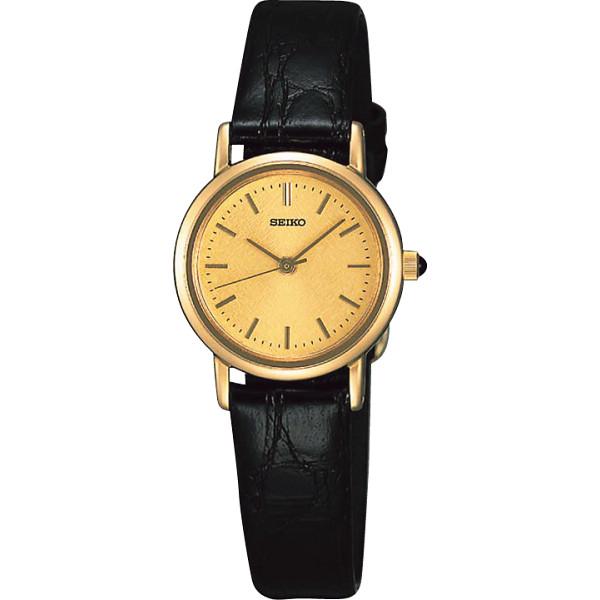 【キャッシュレス5%還元】【送料無料】セイコー 腕時計 レディース SZPW076【代引不可】【ギフト館】