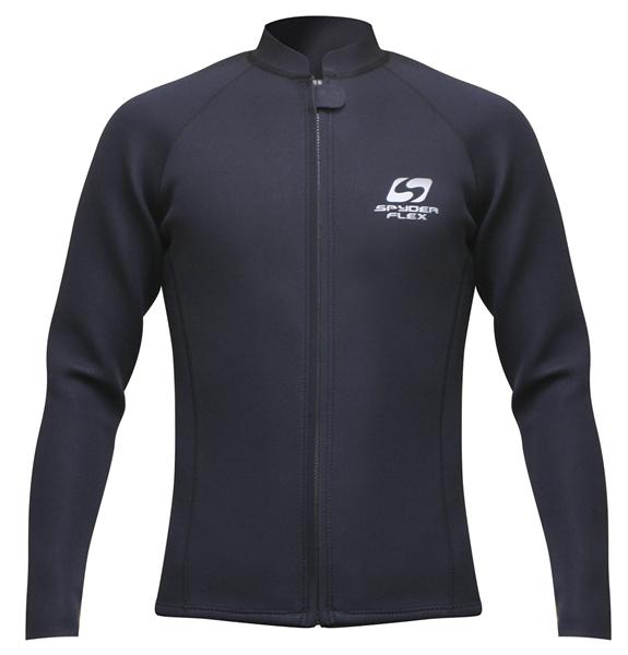 SPYDERFLEX 17 S/F T-1ジャージタッパー LONG 黒 LB【スポーツ館】