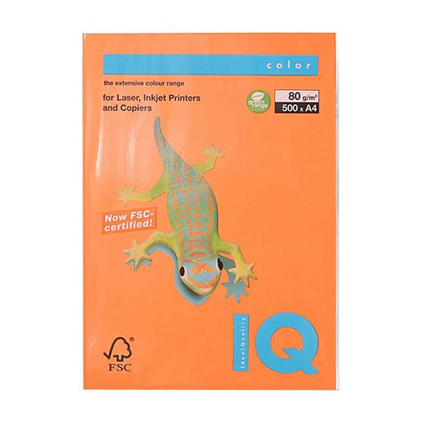 【キャッシュレス5%還元】BT533 バイオトップカラー A4 オレンジ (5冊)【イージャパンモール】