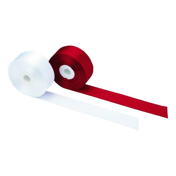 KS-60 紅白テープ 赤/白各1巻 (10組)【イージャパンモール】