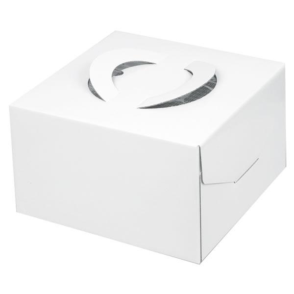 【キャッシュレス5%還元】キャリーデコ 7号150トレー付 ホワイト (25枚)【イージャパンモール】