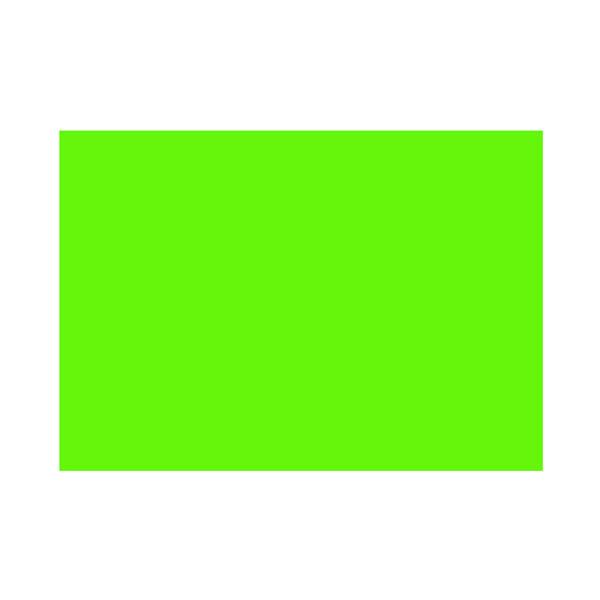 ACP5-1700 蛍光グリーン カラーパネル (40枚)【イージャパンモール】