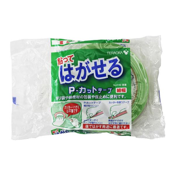 Pカットテープ No.4142 18X25 若葉 (84巻)【イージャパンモール】