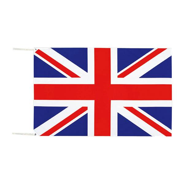 051002002 万国旗イギリス (100枚)【イージャパンモール】